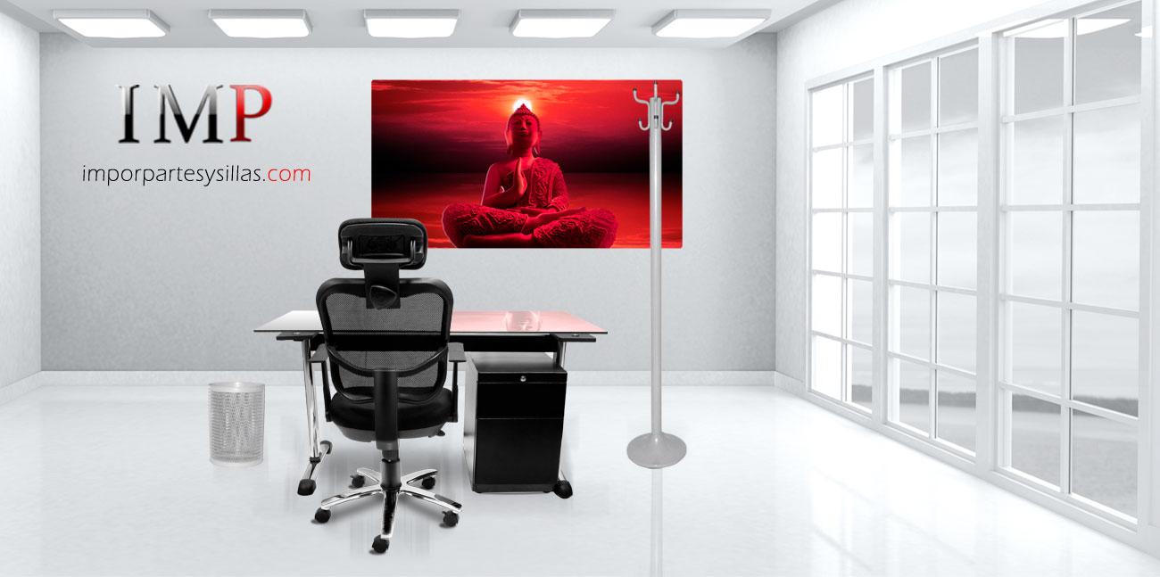 Imporpartes y sillas de oficina bogota for Sillas para oficina bogota